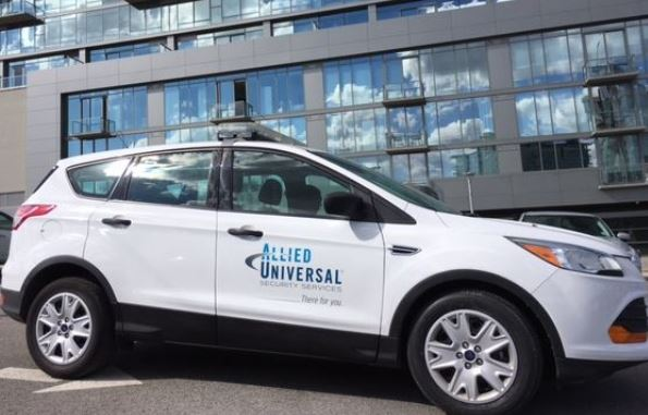 Allied Universal Vehicle