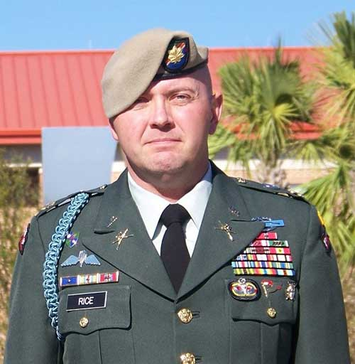 Chris Rice, U.S. Army Veteran, Allied Universal Account Manager